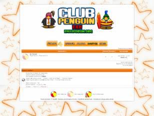 ClubPenguin Teması