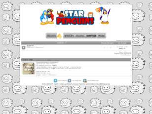 StarPenguins Tema