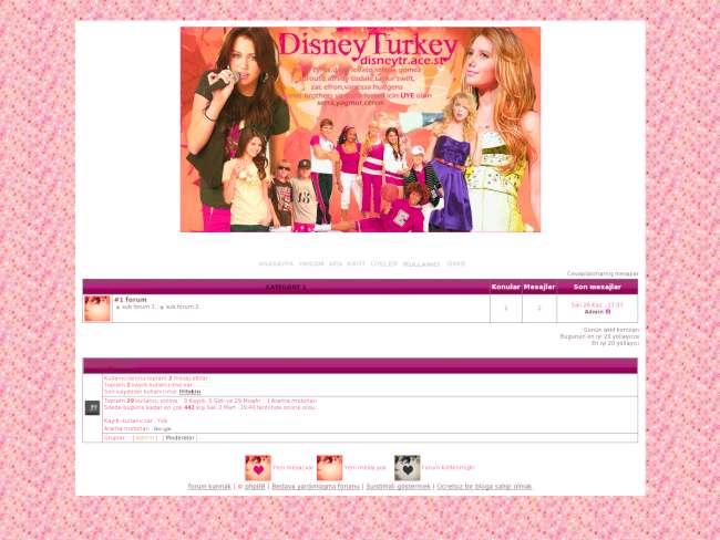 Disney tr