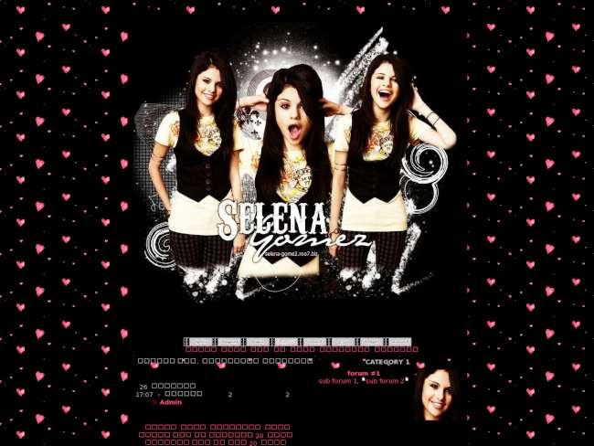 Selena wooow