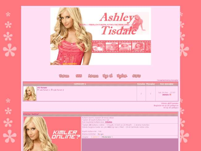 Ashley tisdale tema -g...