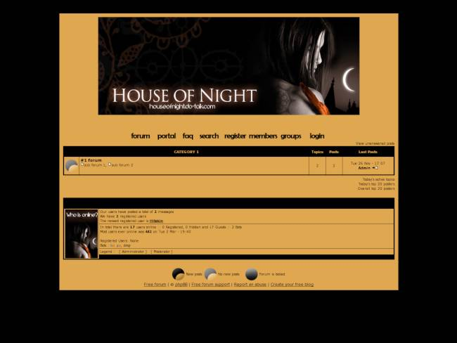 House of Night saga