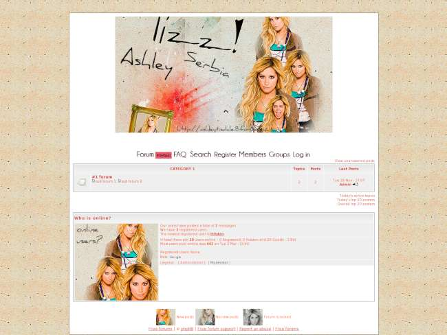 Ashley Tisdale Serbia4