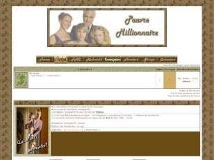 Série TV Millionaire