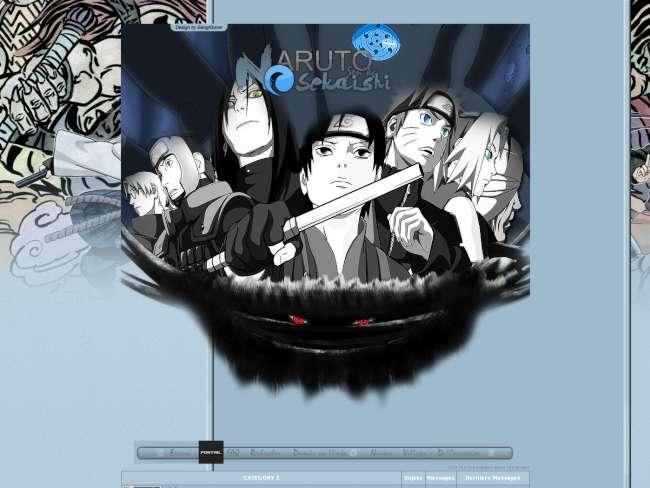 Naruto sen'ka no sekaishi