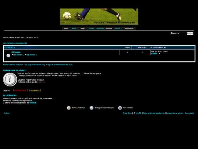 Futbol v2