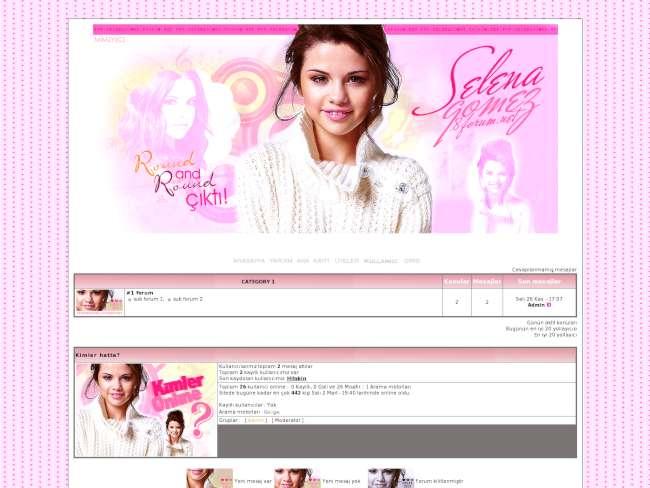 Selena Gomez Fan TR 2010