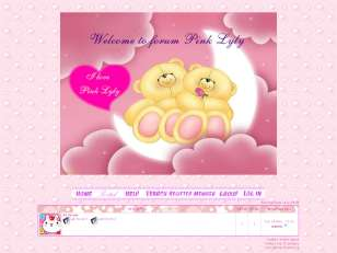 Pink lyly