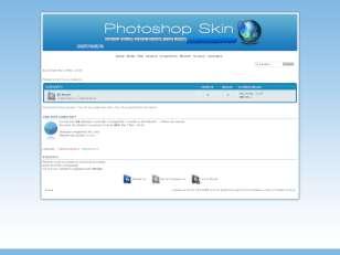 Photoshop skin v.1