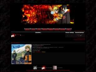 Ein dunkler Naruto Styl