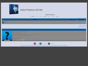 Adobe photoshop cs5 skin
