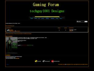 Black game forum