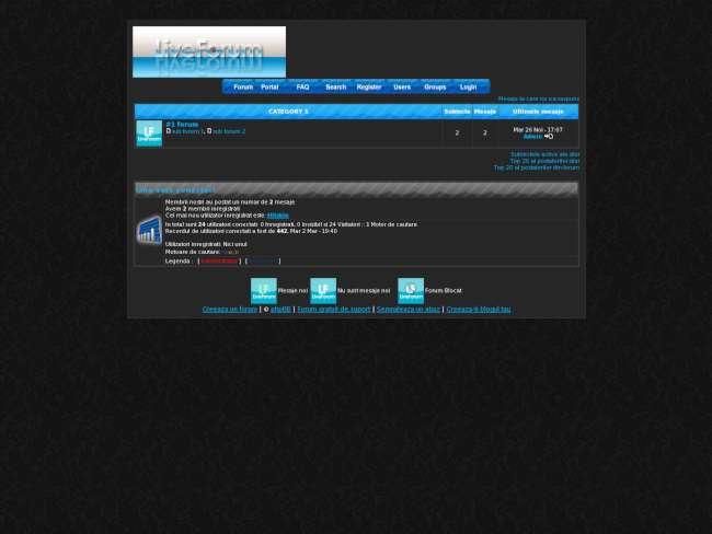 Lf - blue theme gfx