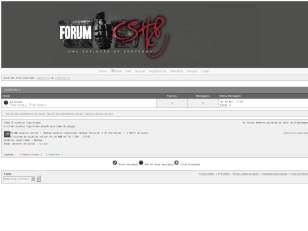 Cshp fórum - 23/07/2010