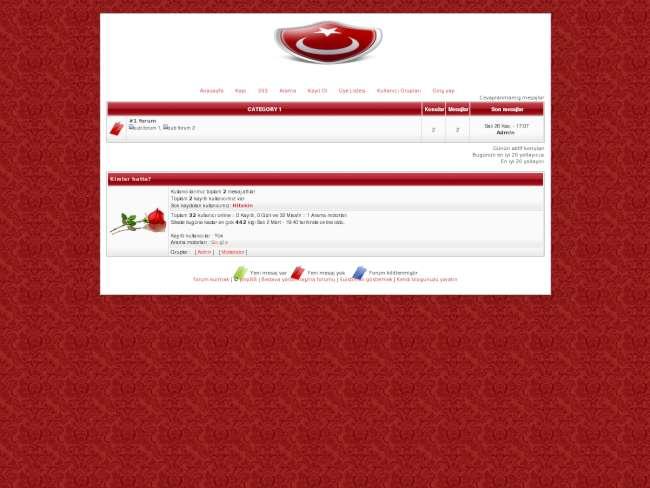 yetkin türkite teması 2.0