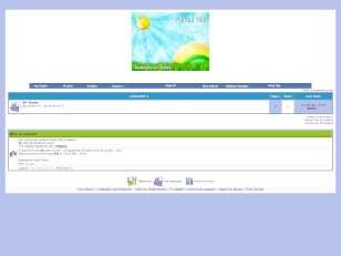 Forum oku mavi tema