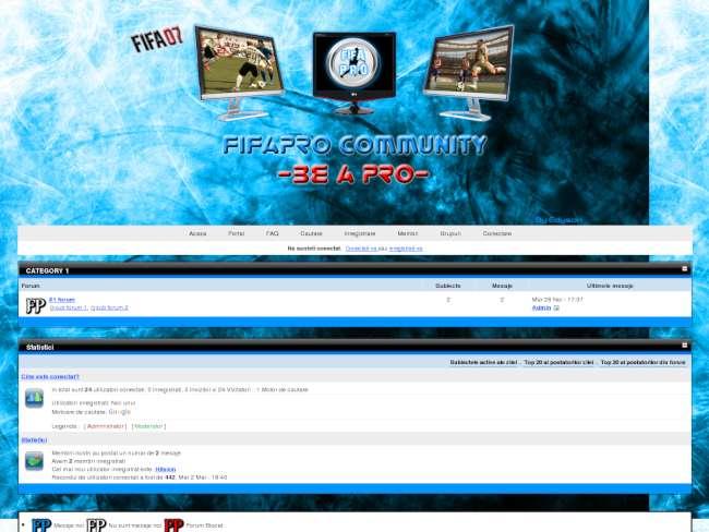 Fifapro community v.1.2
