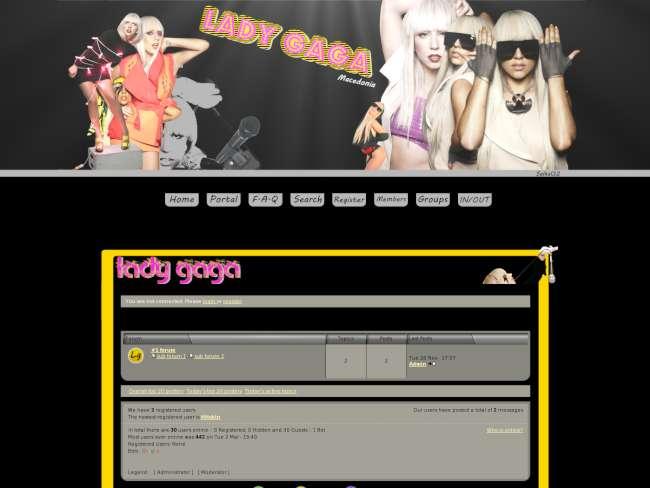 Lady Gaga MK