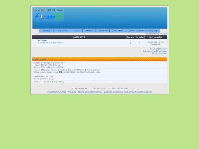 forum68 tema