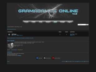 Gramagamus online grey...