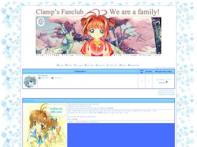 Clamp fc 4