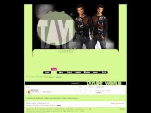 Taylor world