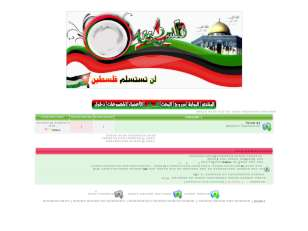 ستايل فلسطين