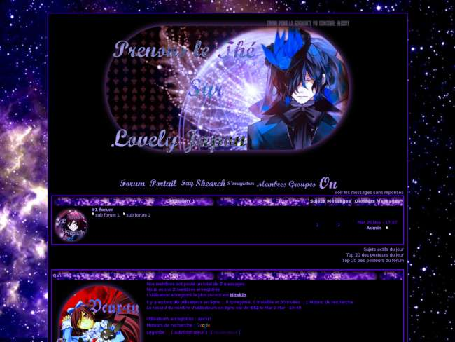 Theme pandora hearts