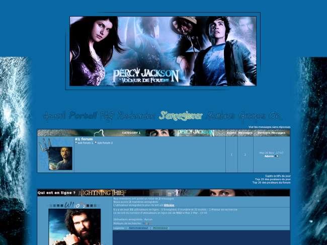Percy Jackson-Le Film