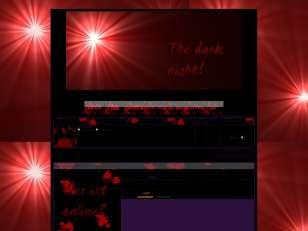 Dark  bloody night