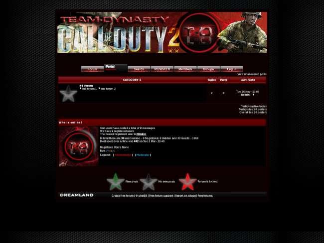 Call of duty team-dynasty