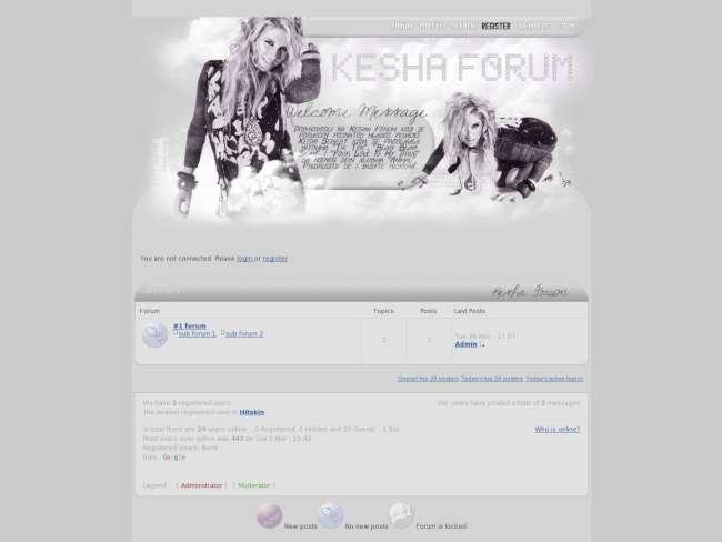 Ke$a Forum