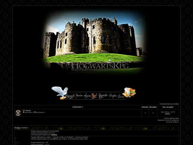 Hogwarts Tema-1