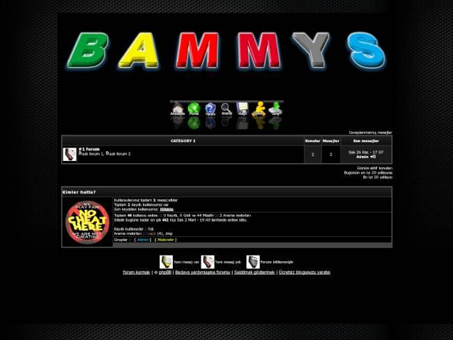 bammys