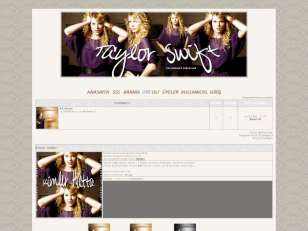 Taylor swift fan temam