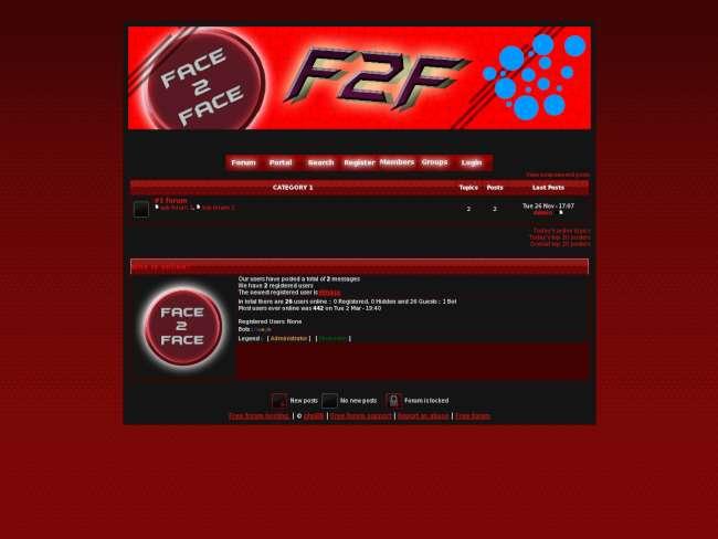 F2f skin v1.