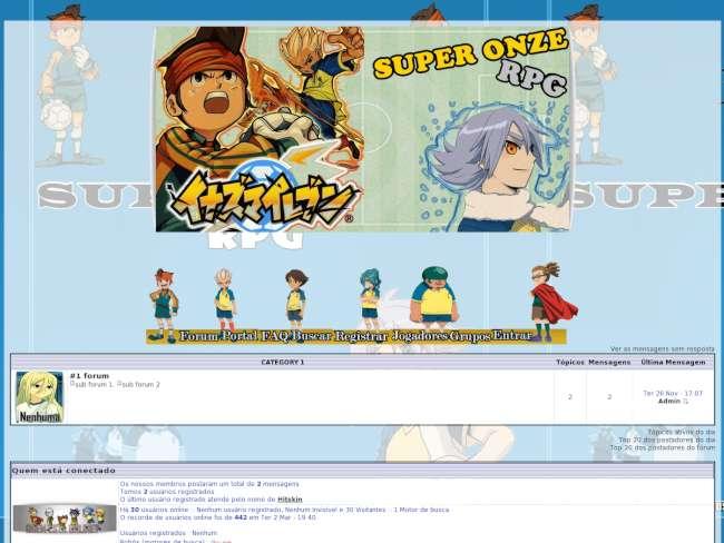 Super Onze RPG