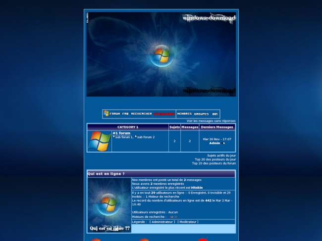 Windows fr