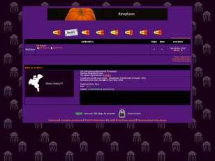 HalloweenDinotheme