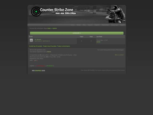 Counter Strike v1.0