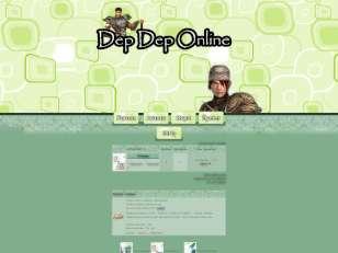Dep dep online teması