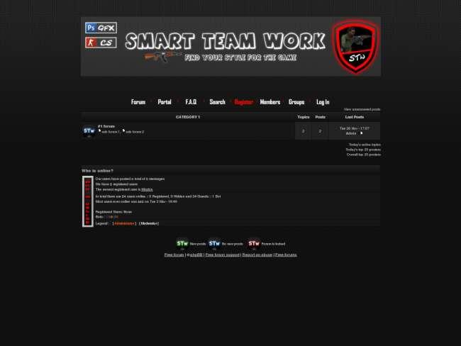 Smart team work #1