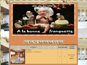 THEME CUISINE A LA BON...