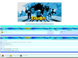 Zatch bee - rpg
