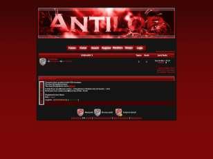 ANTILOP Gaming v1