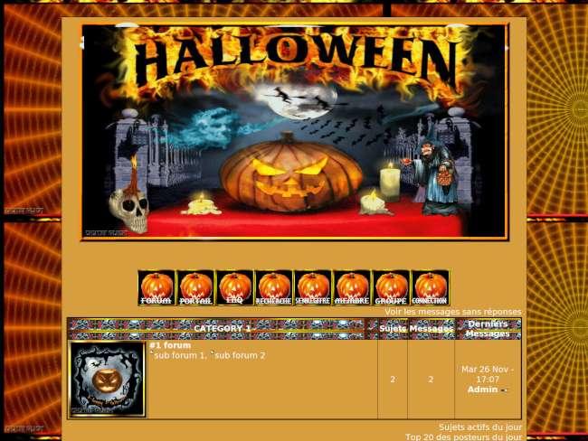 Theme halloween2