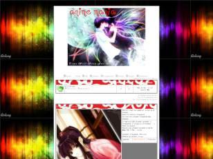 Anime mania rainbow