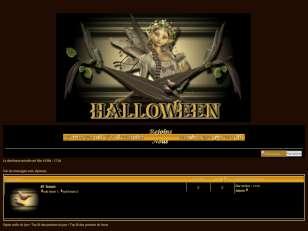 Phpbb3 halloween elfes