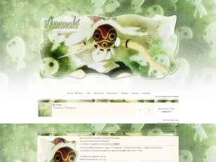 Mononoke vert
