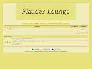 Plauder-lounge